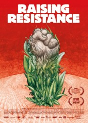 Kinoplakat Raising Resistance