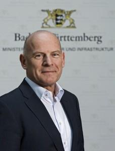 Winfried Hermann: Minister für Verkehr und Infrastruktur.