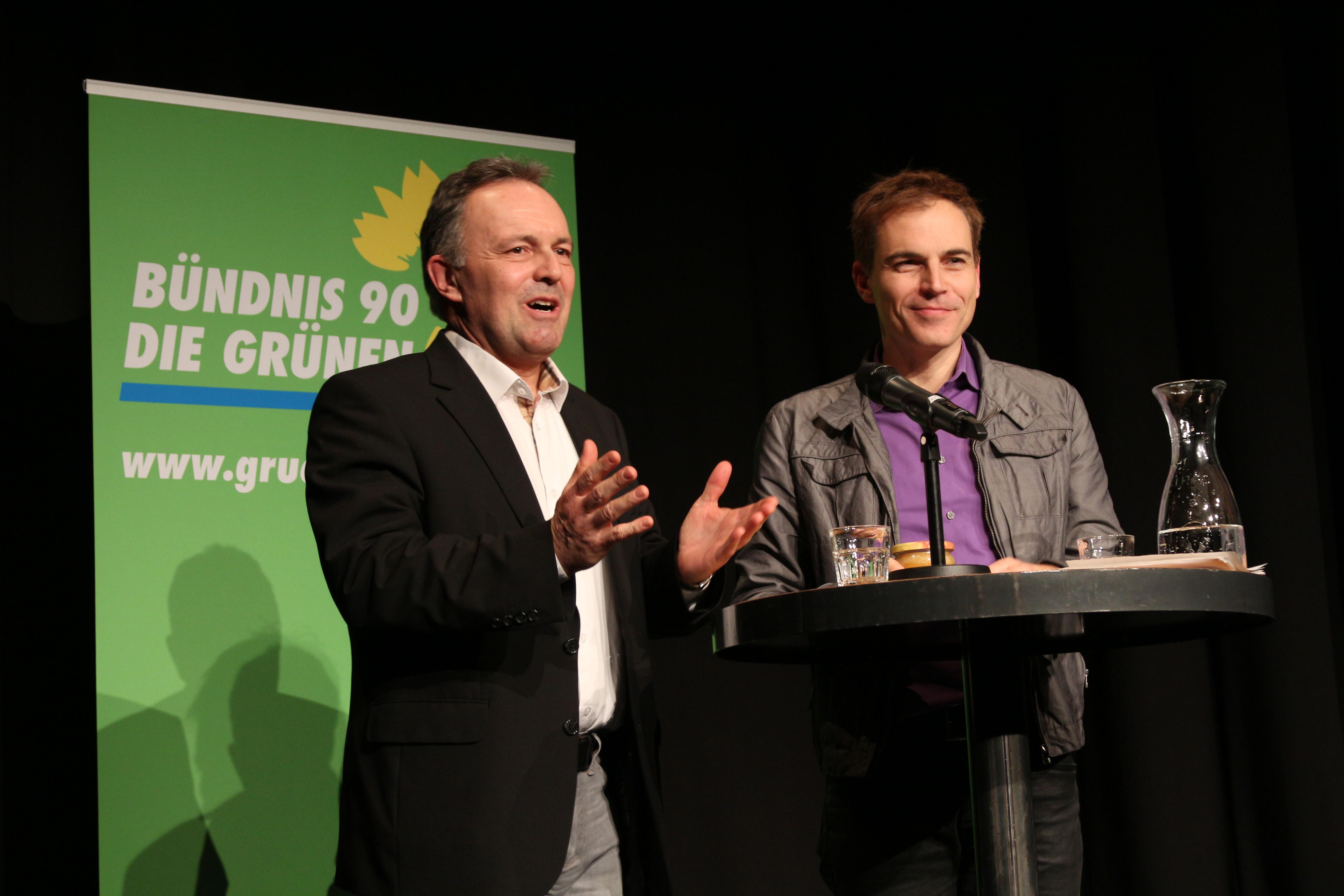 Werkraum Schöpflin - Josha Frey und Gerhard Schick - 01