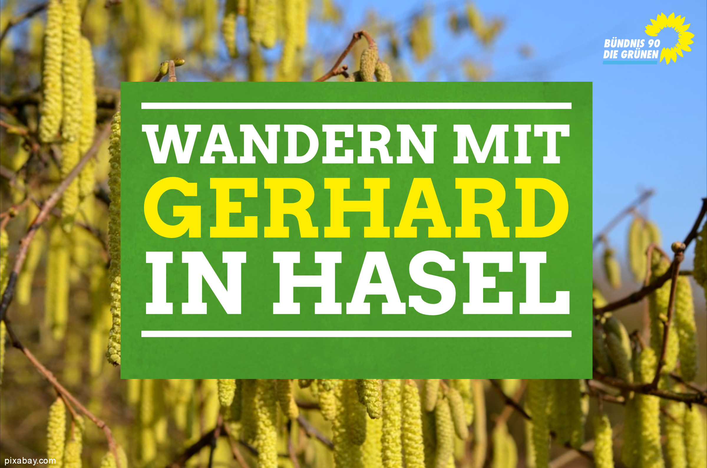Wandern in Hasel mit Gerhard Zickenheiner