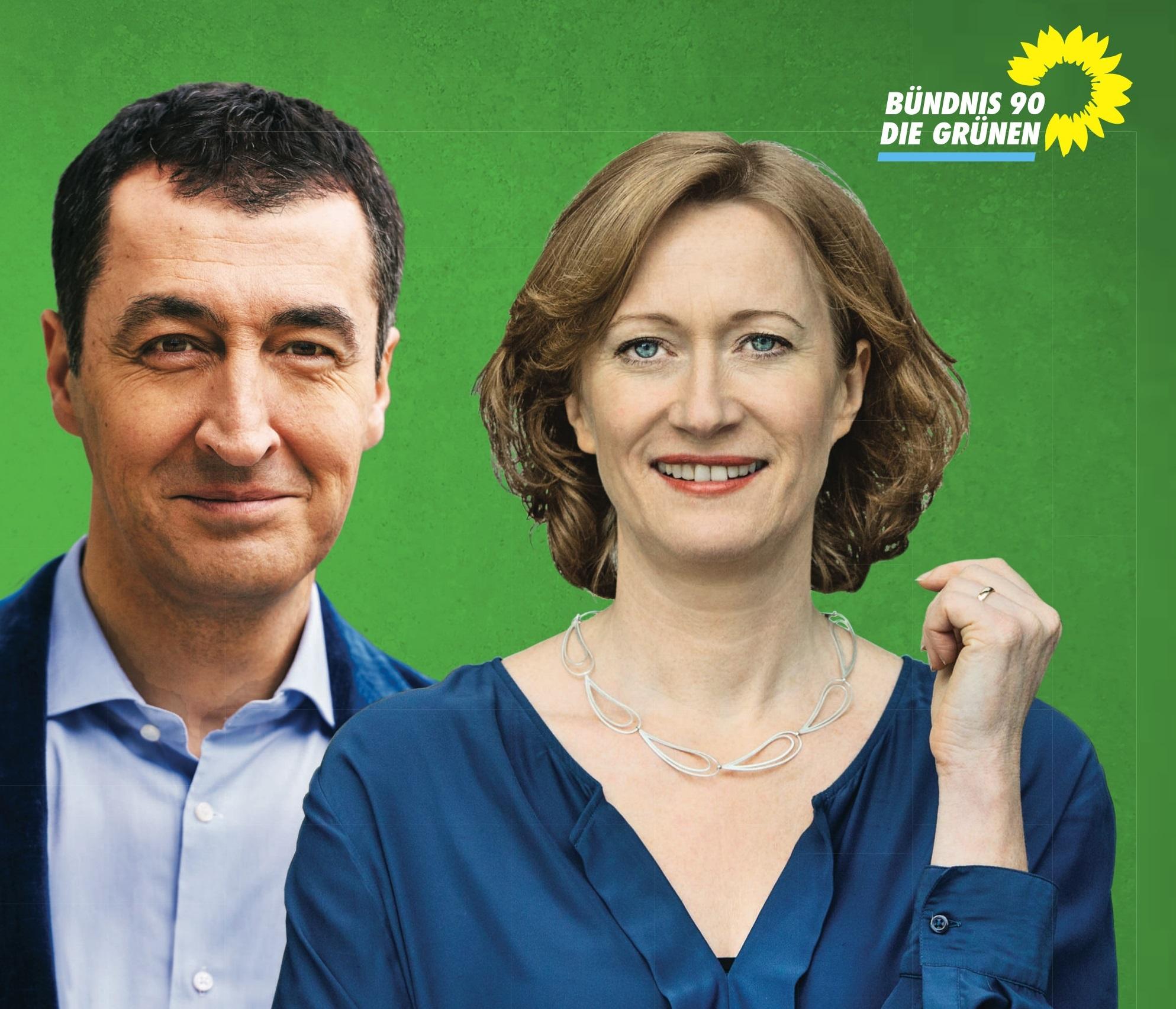 Grüner Wahlkampfauftakt in Baden-Württemberg – mit Cem Özdemir und Kerstin Andreae
