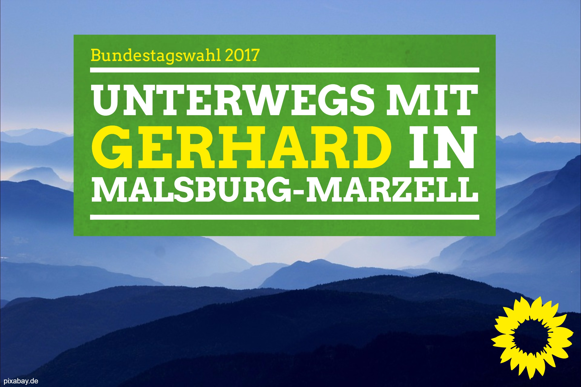 Spaziergang mit Gerhard in Malsburg-Marzell