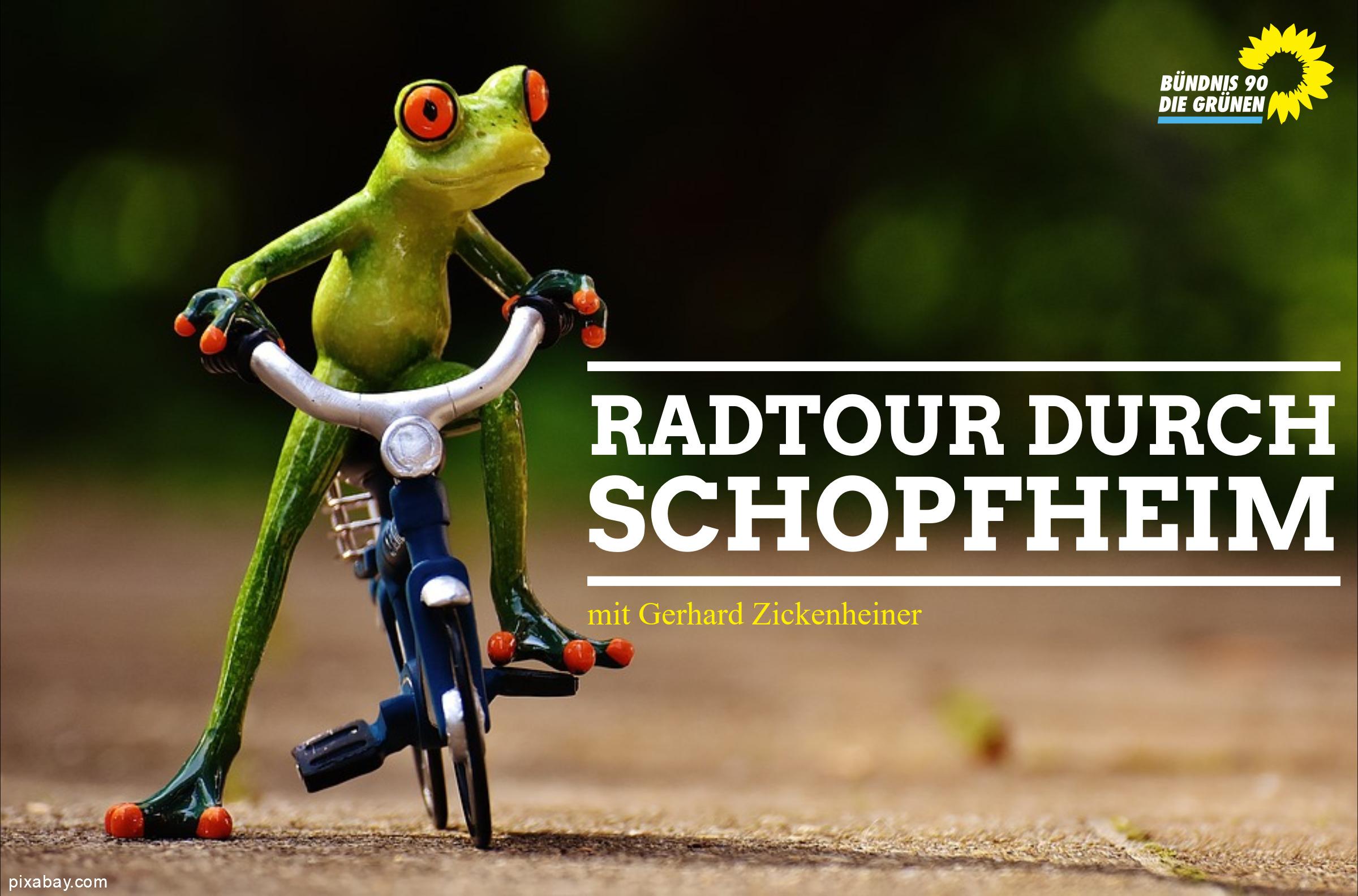 Fahrradtour durch Schopfheim