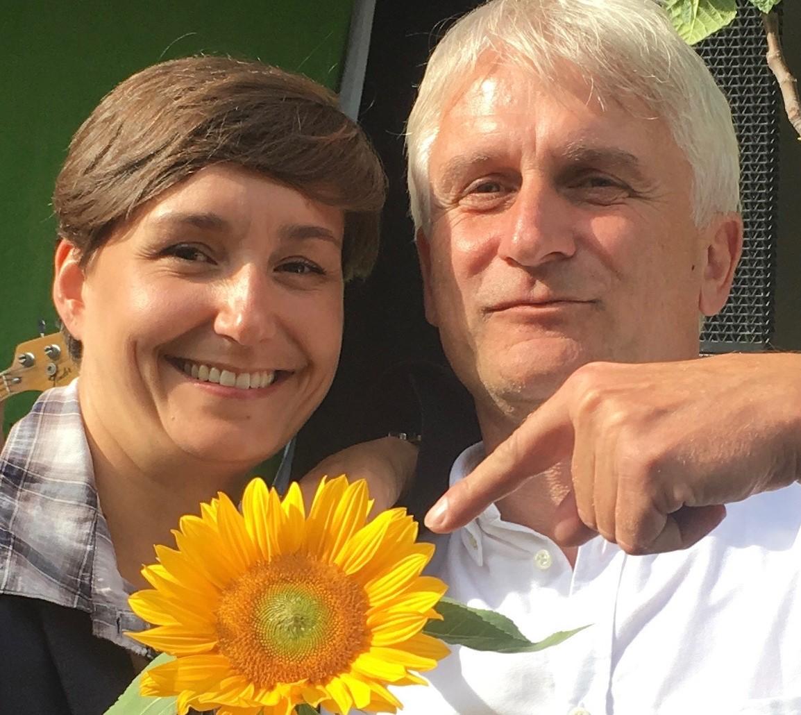 BW-Grün nach Berlin – Sandra Detzer zu Besuch in Lörrach
