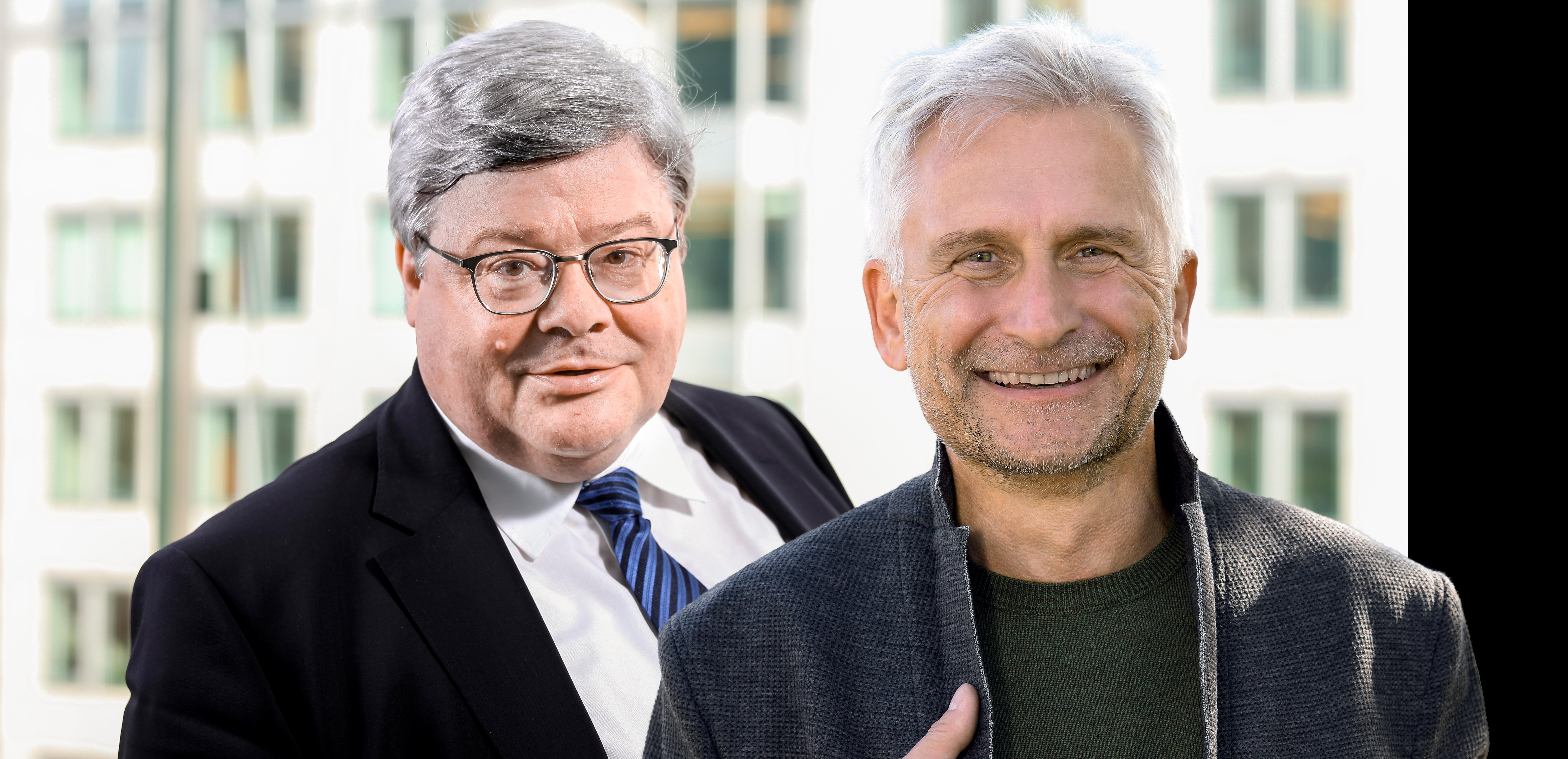 Europa-Ja klar, aber wie? – open air Gespräch mit Gerhard Zickenheiner und Reinhard Bütikofer MdEP