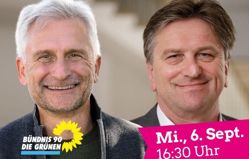 Manfred Lucha MdL zu Besuch in Lörrach