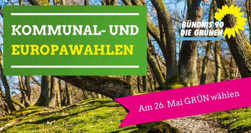 Kommunalwahlen und Europawahlen 2019 im Kreis Lörrach