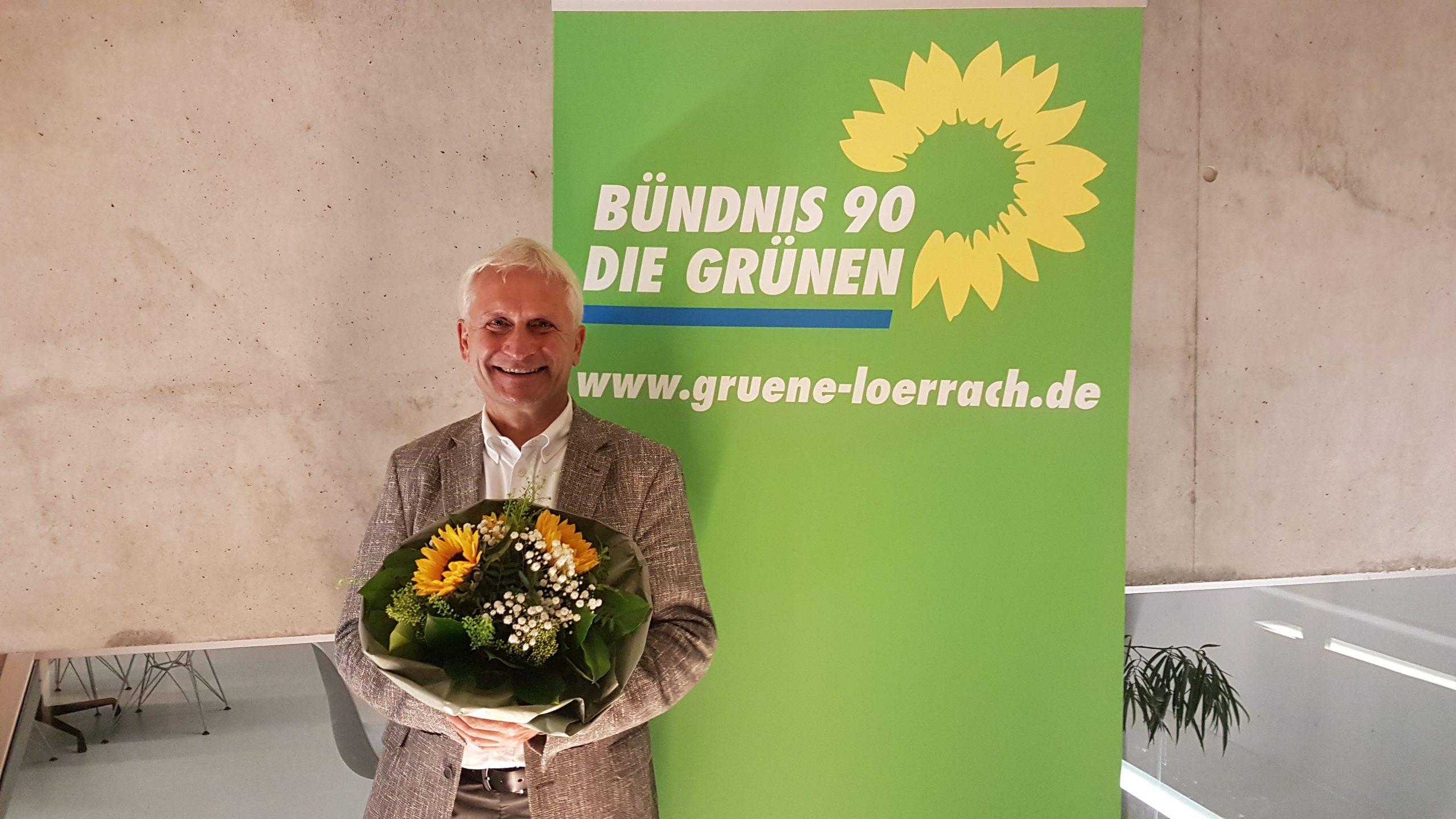 Bundestagskandidatur – Gerhard Zickenheiner mit großer Mehrheit wieder nominiert