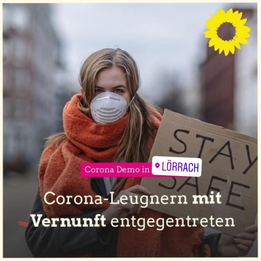 Stellungnahme zur AfD-Demo am Samstag in Lörrach
